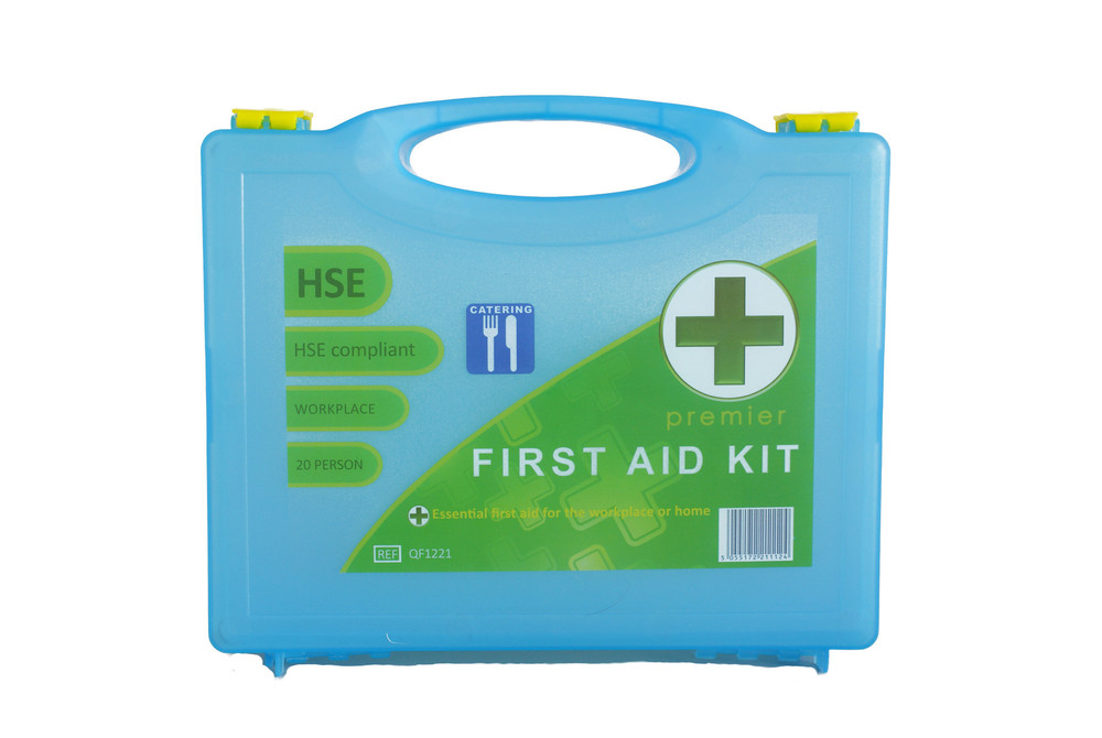 Hse 1 20 Person Kit R Nightingale Ltd